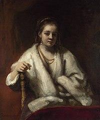 Rembrandt, Portrait of Hendrickje Stoffels.jpg