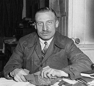René Mourlon - René Mourlon in 1931