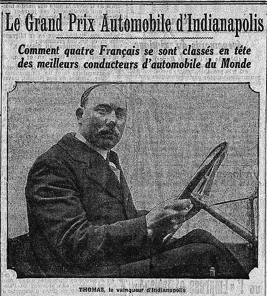File:René Thomas remporte Indianapolis 500 le 30 mai 1914.jpg