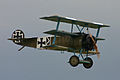 Replica Fokker DR.I 403 17 (G-CDXR) (7443562726).jpg