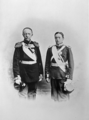 Representatives of the Duchy of Saxe-Weimar-Eisenach at the coronation of Nicholas II.png