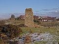 Reuincraig or Corsehill Castle - geograph.org.uk - 1713031.jpg