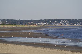 English: Revere Beach, Boston (MA)