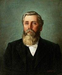 Reverend Dr John Cynddylan Jones (1841–1930)