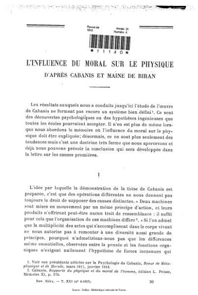 File:Revue de métaphysique et de morale, numéro 4, 1913.djvu