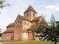 Rheinmünster, Klosterkirche Schwarzach, Ansicht von Südosten 4.jpg