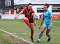 Rhian Cleverley Lewes FC Women 2 London City 3 14 02 2021-189 (50944303012).jpg
