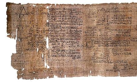 Egyptský datovania UK