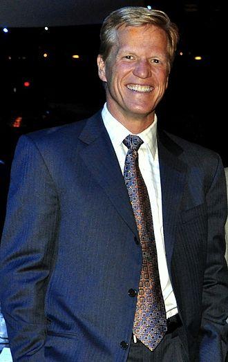 Ric Bucher - Bucher in 2008.