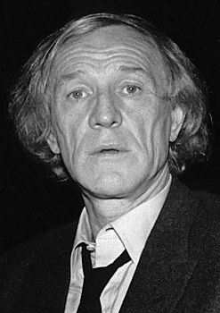 Richard Harris nel 1985