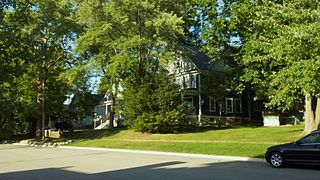 Richards Hill Residential Historic District