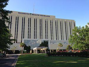 Palmetto Health Richland - Image: Richland Memorial Hospital, Columbia, South Carolina