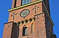 Riddarholmskyrkan tornets sydsida.jpg