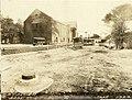 Right of way, Milton station, September 1929.jpg