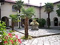 Rijeka-Trsat-Church's courtyard3.JPG