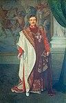 Ritratto dell'Imperatore Carlo I d'Asburgo Lorena con le Vesti dell'Ordine del Toson d'Oro.jpg