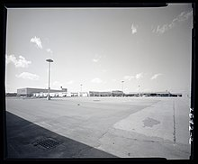 River Roads Mall, corner of Halls Ferry Road and Jennings Station Road, Jennings, Missouri.jpg