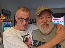 Rob Morgan & Conrad Uno, 2017.jpg