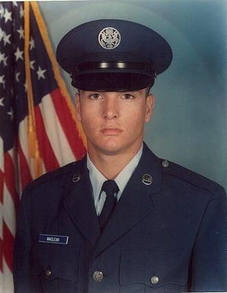 Robert MacLean - Robert J. MacLean, former U.S. Air Force, U.S. Border Patrol, U.S. Federal Air Marshal Service, September 1988