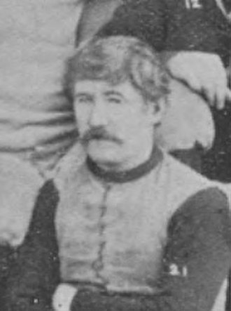 Robert Winston (coach) - Winston cropped from the 1894 Georgia football team photo