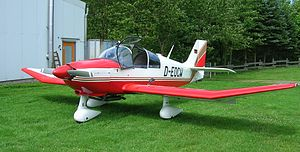 Robin DR400 - A DR.300-180R equipped for aerotowing