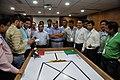 Robot Presentation - Workshop on Organising Indian and World Robot Olympiad - NCSM - Kolkata 2016-03-09 2467.JPG