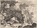 Rocky Landscape with the Stigmatisation of Saint Francis MET DP159981.jpg