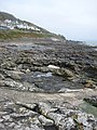 Rocky coastline between Mousehole and Penlee Point - geograph.org.uk - 778949.jpg