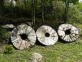 Rodas de muíño, Cerceda.jpg