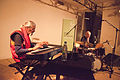 Roger Turner and Alan Silva (Moscow, DOM, 2015) 28.jpg