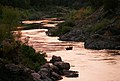 Rogue River-Bureau of Land Management, Sunset on River, Rogue River Siskiyou National Forest (37048522791).jpg