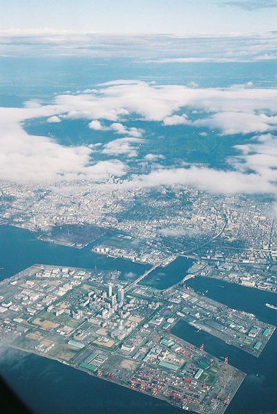 File:Rokko Island, aerial view.jpg