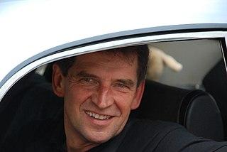 German racecar driver