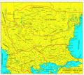 Roman Empire Map AlexanderFindlay1849.png
