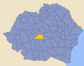Romania 1930 county Fagaras.png