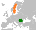 Romania Sweden Locator.png