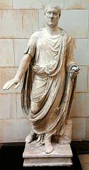 Statua togata