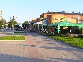 Romny - Image: Romny panoramio
