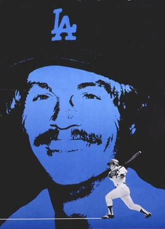 Ron Cey - Image: Ron cey poster