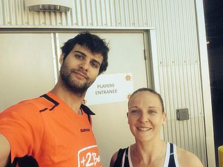 Ronan Labar Badminton player