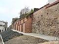 Rostock Oberhalb Gerberbruch Stadtmauer.jpg