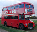 Routemaster bus RM1842 (BFW 544B, ex 842 DYE) Legsby, Lincolnshire, 2007, cropped.jpg