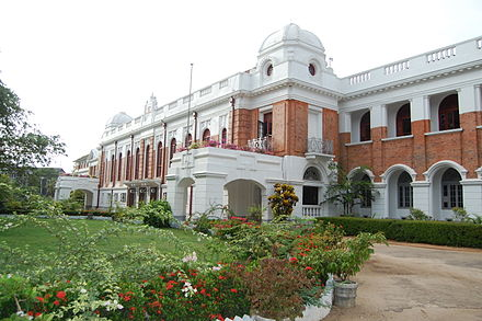 Royal College Colombo, the oldest public school in the city. Royal College Colombo main building.jpg