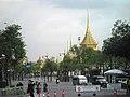 Royal crematorium of Bhumibol Adulyadej - 2017-10-21 (12).jpg