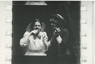 <i>Rube and Mandy at Coney Island</i> 1903 film directed by Edwin Stanton Porter