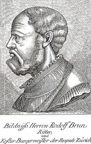 Rudolf Brun - Image: Rudolf Brun