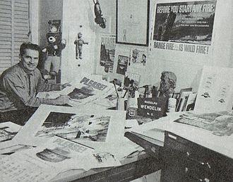 Rudy Wendelin - Rudy Wendelin c. 1960