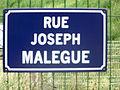 Rue Joseph Malègue à Clermont-Ferrand.JPG