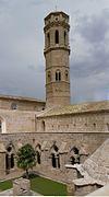 Rueda - Claustro y Torre.JPG