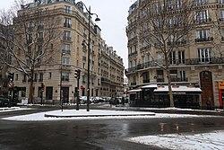 Rue Jean de La Fontaine